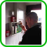 Fire Alarm Systems in Wigan