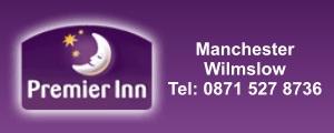 Premier Inn Manchester Wilmslow